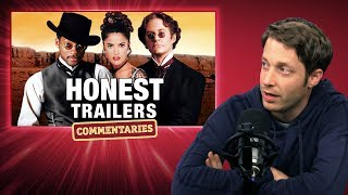 Honest Trailers Commentary | Wild Wild West