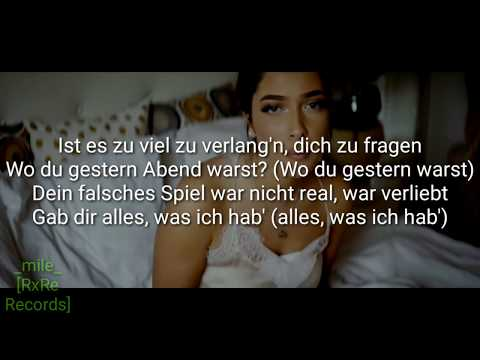 Nimo & Hava – KEIN SCHLAF (Official HQ Lyrics) (Text)