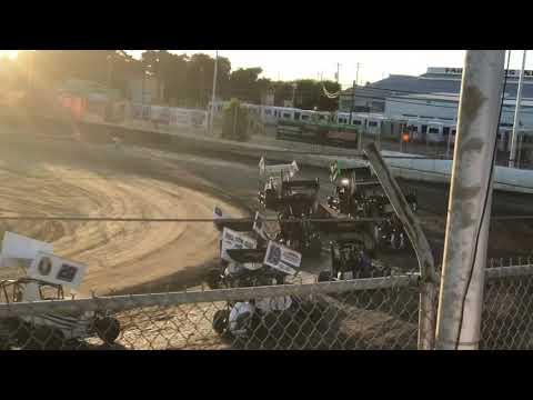Delta Speedway 9/1/19 Restricted Heat