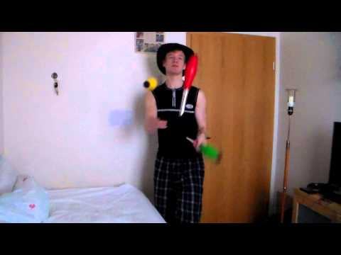 Juggling With Eurovision Song From 2013 for Albania