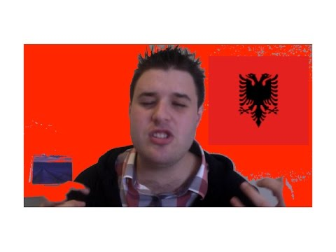 Elhaida Dani - I'm alive (Albania) 2015 Eurovision Song Contest (Mitchell Trench Review)