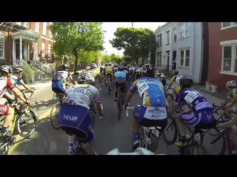 Highlights: Road Race 2014 Collegiate Road Cycling National Championships Division 1