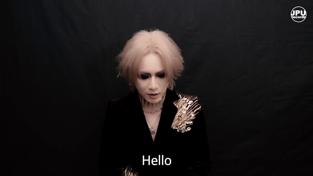 Ruki The Gazette World Tour 19 Comment English Subtitles Youtube