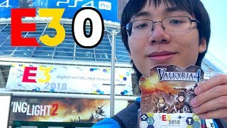 E3 2018 - DAY 0 - JUST GETTING THERE