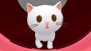 Развивающие мультики для малышей - Руби и Йо-Йо - Котёнок thumbnail