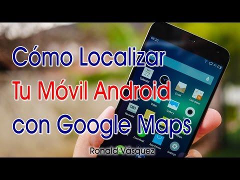 Como ubicar otro celular por gps android - como localizar un celular por el numero