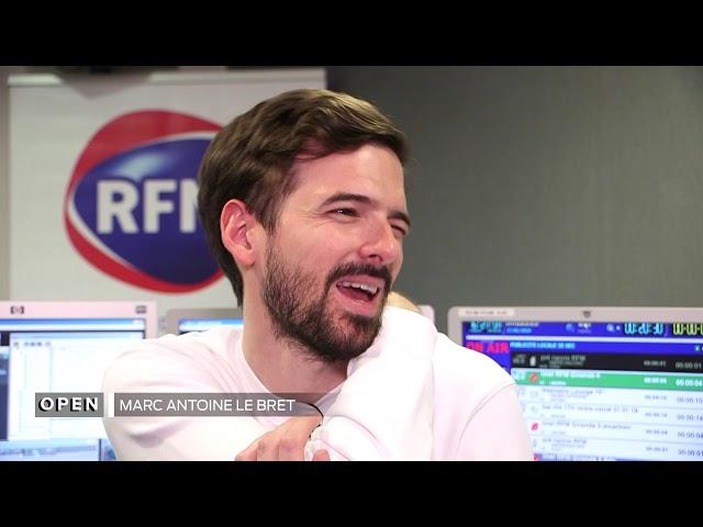 Open - Marc Antoine Le Bret