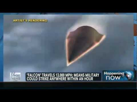 Pentagon's Falcon tore itself apart