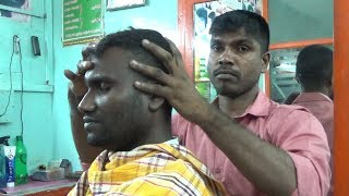 Amazing Feel Slow Speed Head Massage With Neck Ear Massage Cs Asmr Vs Raja Master