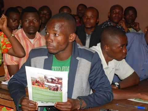 College tour Bukavu