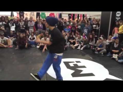 Milano Danza Expo 2013 - Bia (Feel Good Crew) Hip Hop selection ...
