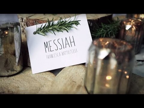 Francesca Battistelli - Messiah (Official Lyric Video)