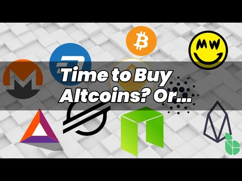 An Important Correlation With Bitcoin Price - Time For Altcoins?