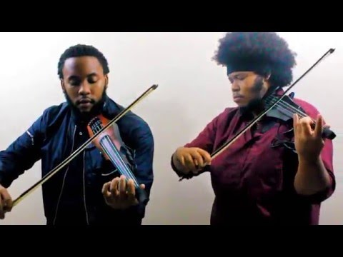 J. Balvin - Ginza (Violin Cover by Sons of Mystro)
