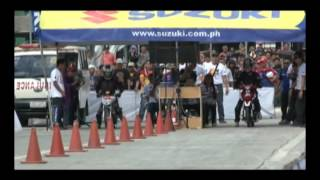 The Racing Line TV(2012 SUZUKI RACE WARS TAGUM LEG PART 1)