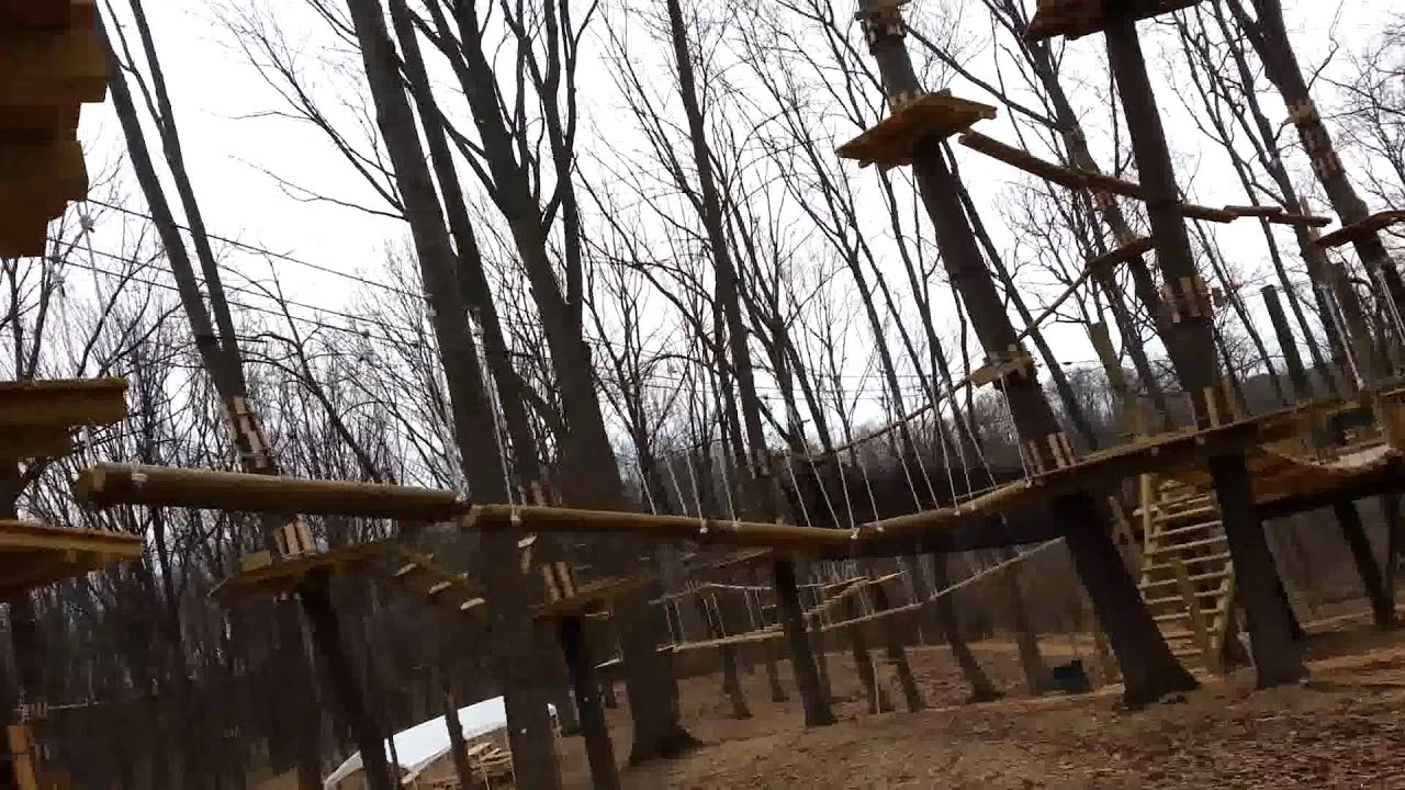 The Adventure Park West Bloomfield Michigan Youtube
