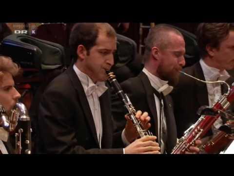 S. Rachmaninov, Symphony no. 2 - clarinet solo Pedro Franco