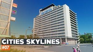 Cities Skylines   #07   Black Lake   EPIDEMIA!