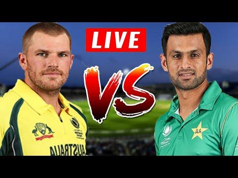 Pakistan VS Australia Live 5th ODI Cricket Match || Usama Tech