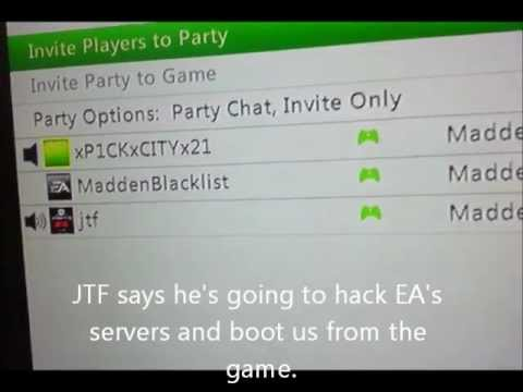 """Xbox Live Hacker """"jtf"""" Exposed"""