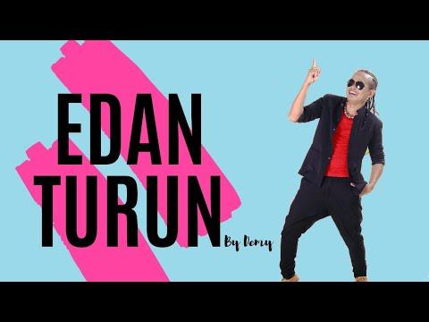 Edan Turun ( Original ) - Demy ( Official Music Video ANEKA SAFARI )
