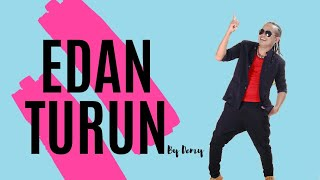 Edan Turun ( Original ) - Demy ( Official Music Video ANEKA SAFARI )