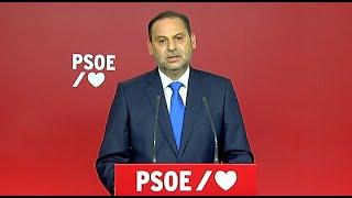 PSOE asume los malos resultados pero argumenta que solo son unas autonómicas
