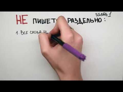 Как правильно писать непонятно слитно или раздельно