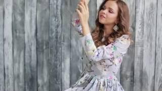 Вечерние свадебные длинные платья от Lola, Olga Stolbikova