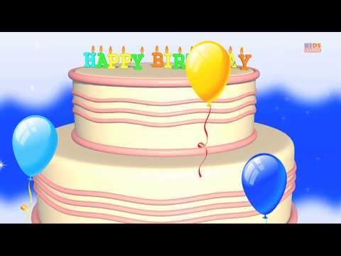 Happy Birthday Song | Children Song