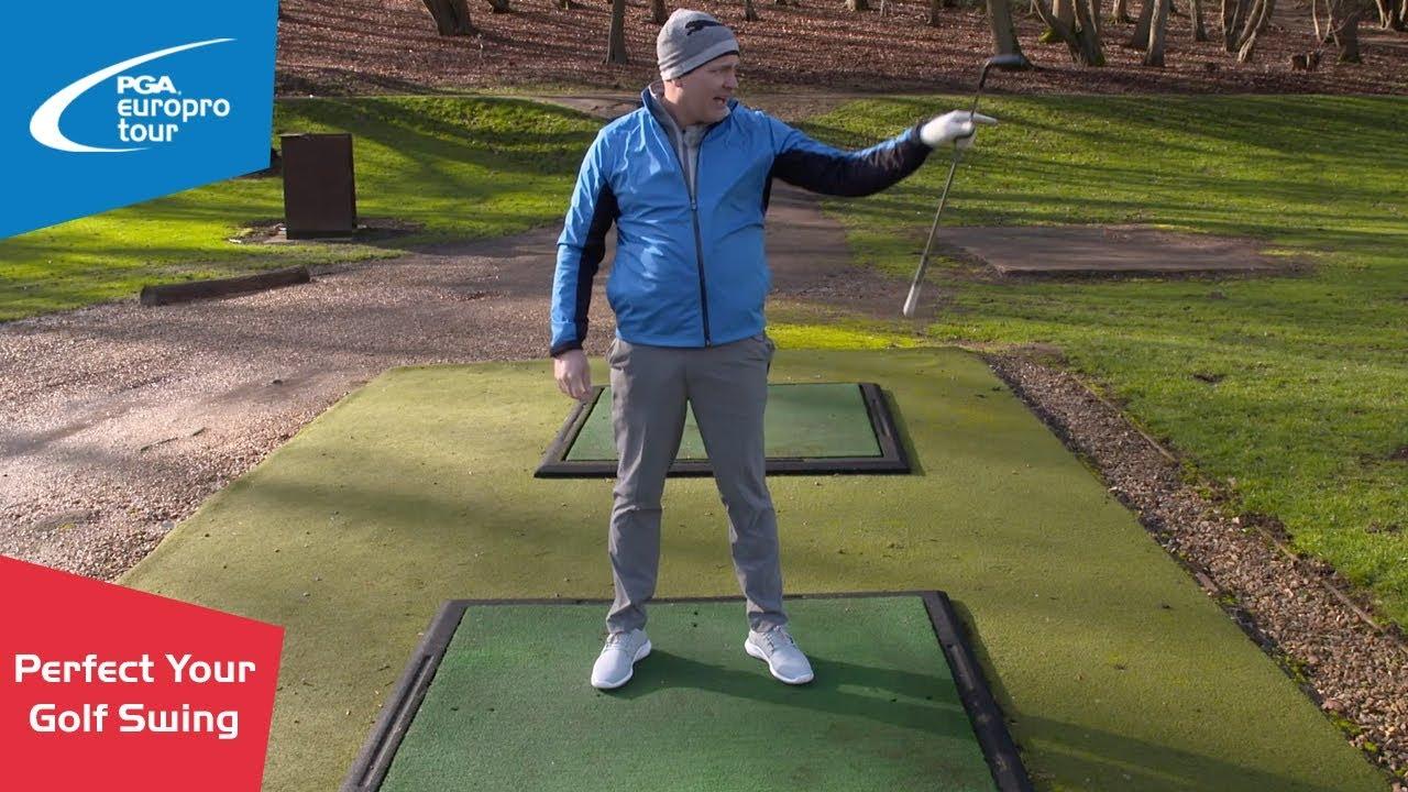 John E Morgan How To Perfect Your Golf Swing
