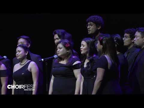 Dubai Camerata Singers ChoirFestME, Dubai Opera