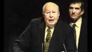 2 Prof  Dr  NECMETTİN ERBAKAN   EKONOMİ KONFERANSI  Yeni Bin Yıl Konferansları 27 04 2001 Lütfi Kırdağ Kongre Merkezi   1 CD clip2
