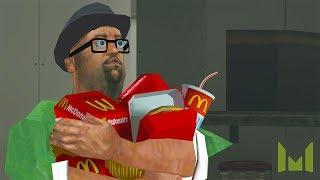 GTA 5 - Big Smoke is Hungry