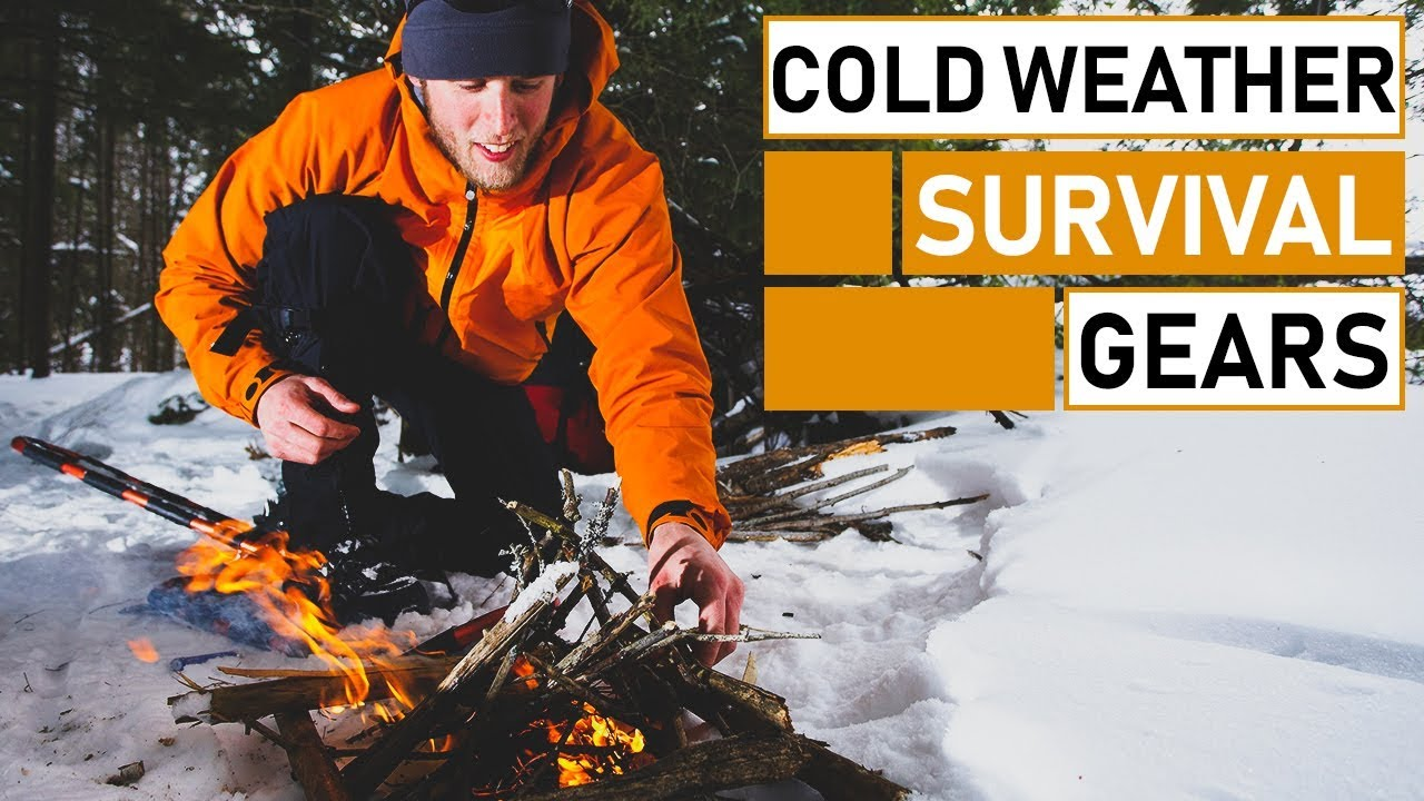 Best Cold Weather Survival Gear | Winter Outdoor Survival Gears
