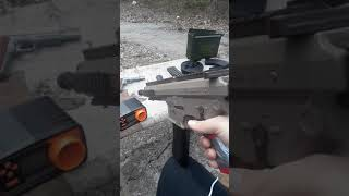 R39 SR01 Airsoft Spring Review.