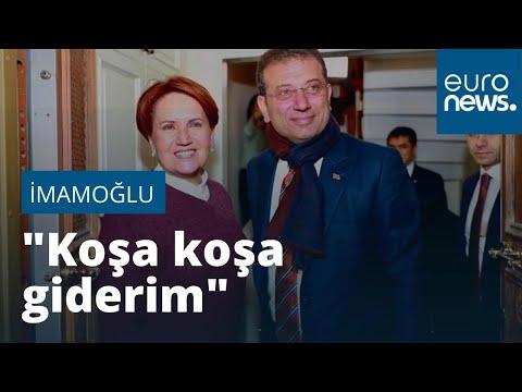 İmamoğlu'ndan Kanal İstanbul açıklaması: Sayın Cumhurbaşkanı davet ederse koşa koşa giderim