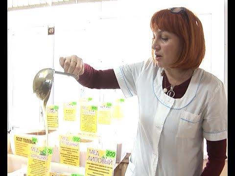 Частная пасека с медом из Башкирии снова в Шадринске