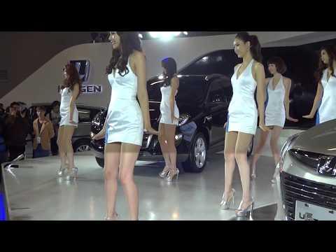 台北車展 Taipei Car Show - Luxgen