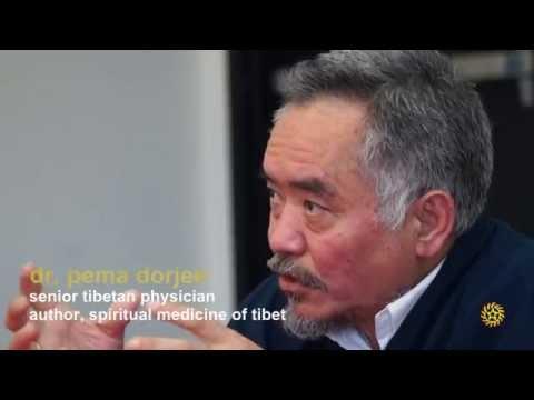 the spiritual medicine of tibet with dr. pema dorjee