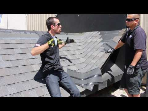 Learn Which Slope to Install Shingles on First for a Closed Valley System
