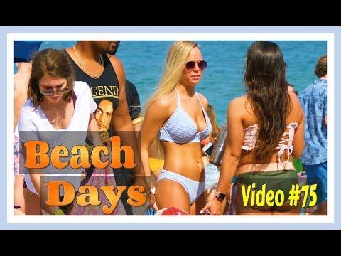 Beach Days / Fort Lauderdale Beach / Video #75