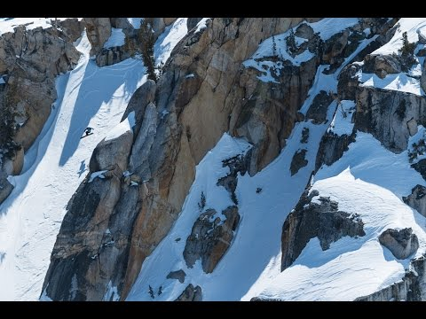 Ski video of Yosemite
