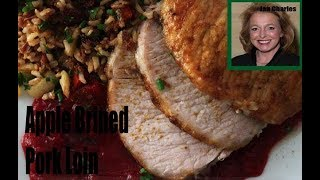 Apple Brined Pork Loin Recipe, How to Apple Brine Pork Loin, Recipe for Apple Brine Pork Loin