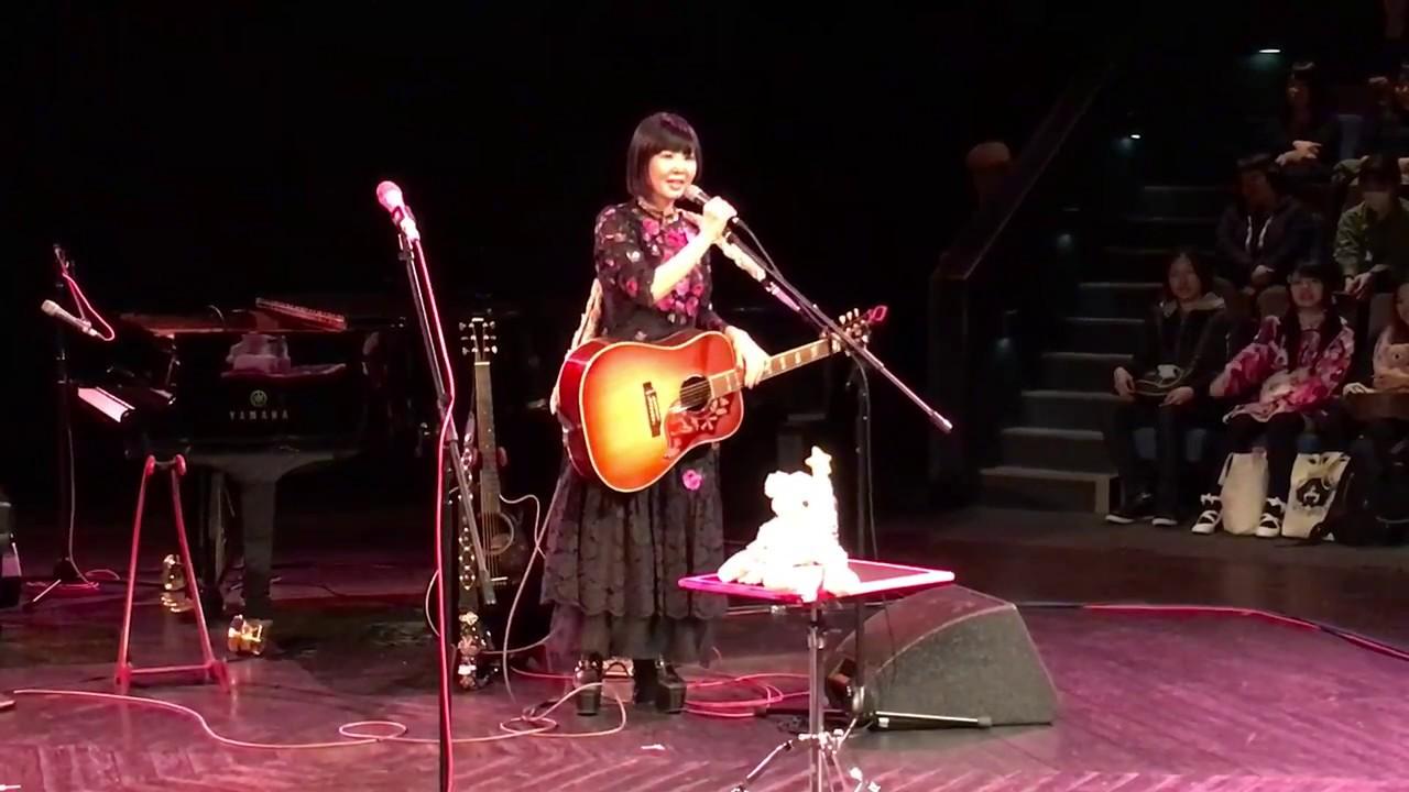 超歌手 大森靖子 MUTEKI弾語りツアー♪絶対彼女 - YouTube