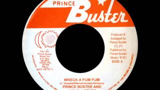 Wreck A Pum Pum - Prince Buster and His All Stars
