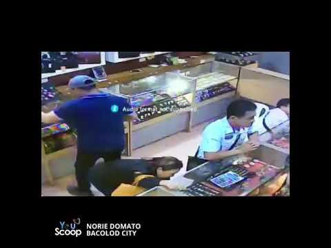 YouScoop: Pagnanakaw Ng Alahas Sa Bacolod City, Na-huli Cam