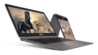 Asus ZenBook UX360UA (13, i7-6500U) Convertible Notebook Review
