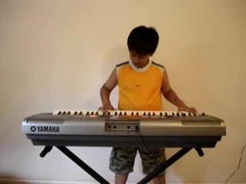 Ajab Si (Movie Om Shanti Om) on keyboard by Sanam Nagvekar