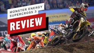 Monster Energy Supercross -- The Official Videogame 3 Review (Video Game Video Review)